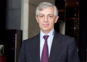 Javier Campo, presidente de AECOC