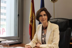 Isabel Oliver, secretaria de Estado de Turismo de España